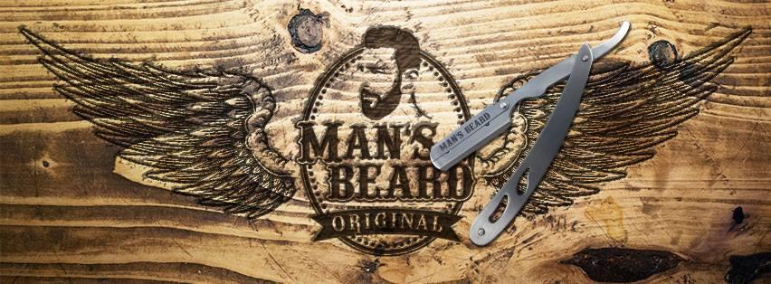 Man's Beard révolutionne l'entretien de la barbe ! ⚡️